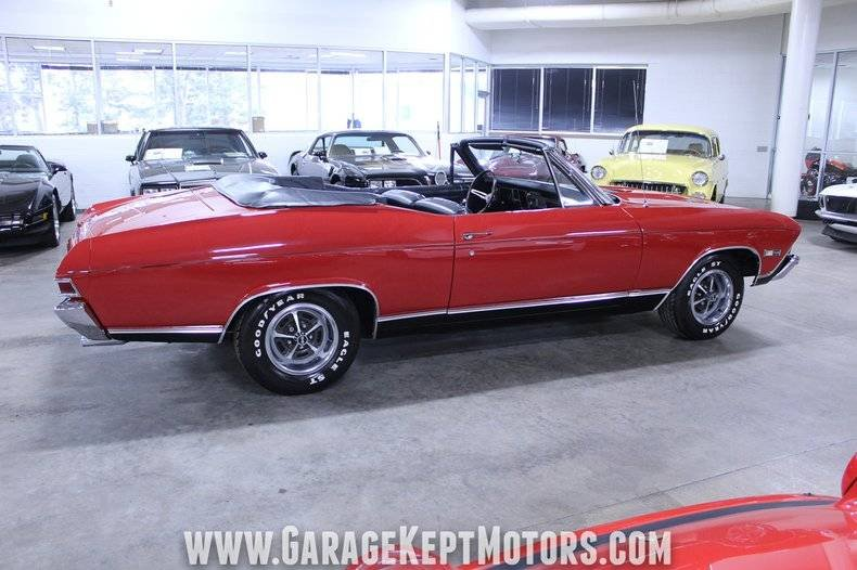 1968 Chevrolet Chevelle for sale #126134   Motorious