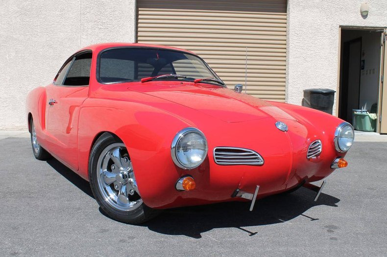 1965 Volkswagen Karmann Ghia for sale #126658 | Motorious