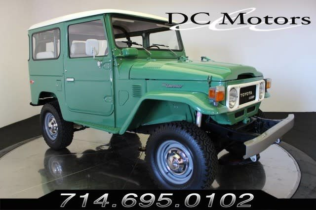 1980 Toyota Land Cruiser for sale #126868 | Motorious