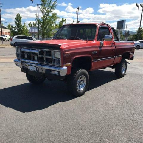 1981 GMC Pickup For Sale