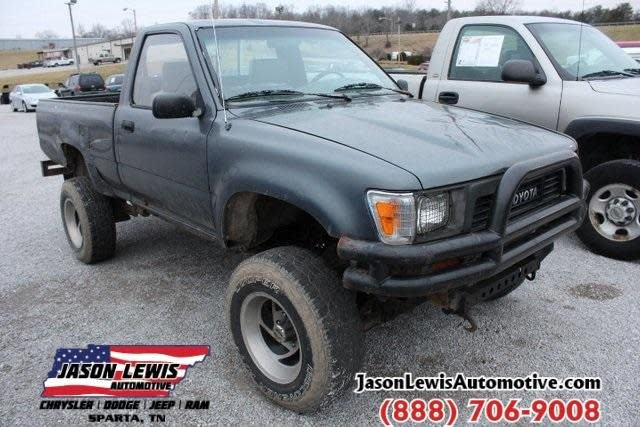 1991 Toyota Pickup for sale #127028 | Motorious