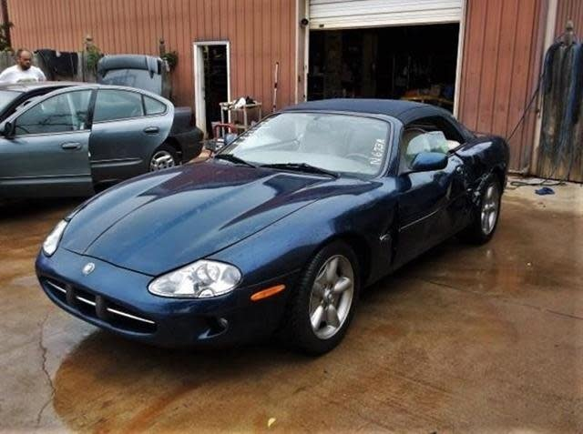 1997 Jaguar XK8 for sale #127421 | Motorious