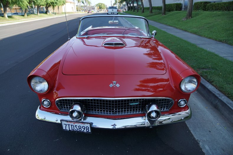 1955 Ford Thunderbird for sale #84585 | Motorious
