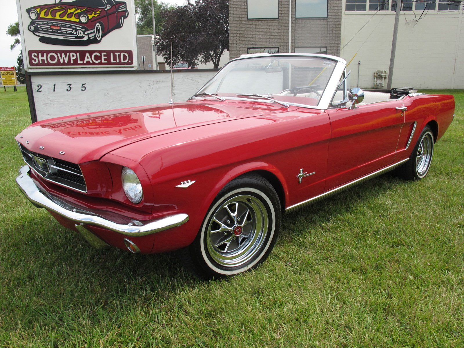 1965 Ford Mustang Convertible For Sale 85188 Motorious