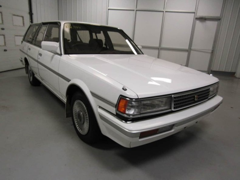 1991 Toyota Mark II LG Grande Edition Wagon For Sale