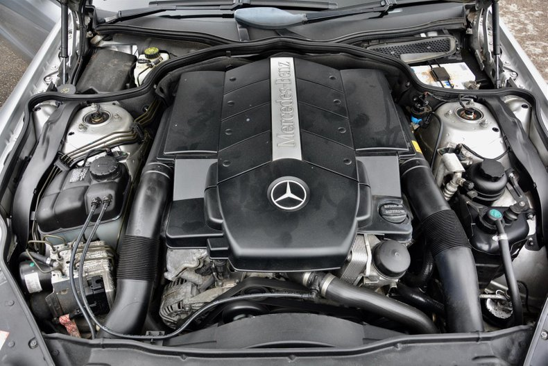 2003 Mercedes-Benz SL for sale #129568   Motorious