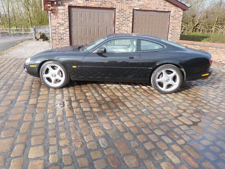 2002 Jaguar XKR for sale #130073 | Motorious