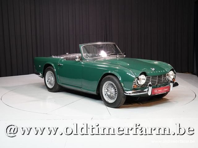 1965 Triumph Tr4 For Sale 130145 Motorious
