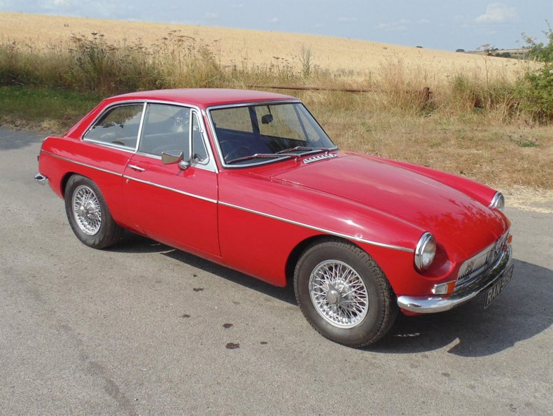 1967 MG MGB for sale #130744 | Motorious