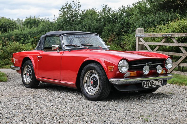 Rimmers Tr6