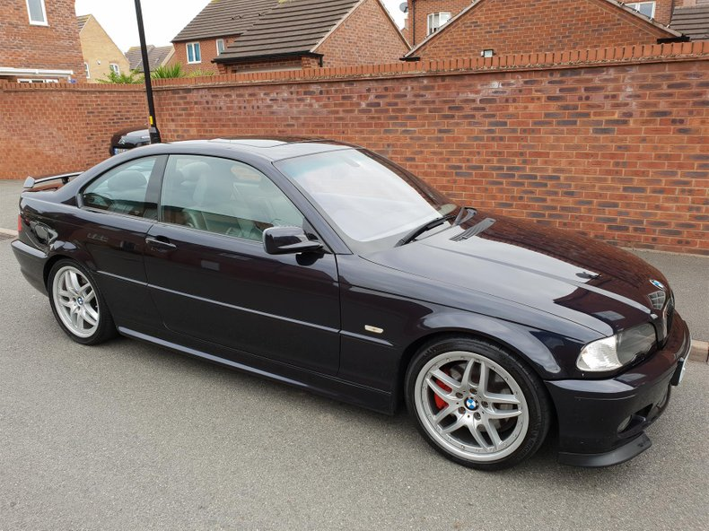 2002 bmw e46 3 series 98 06 for sale 49953 motorious. Black Bedroom Furniture Sets. Home Design Ideas
