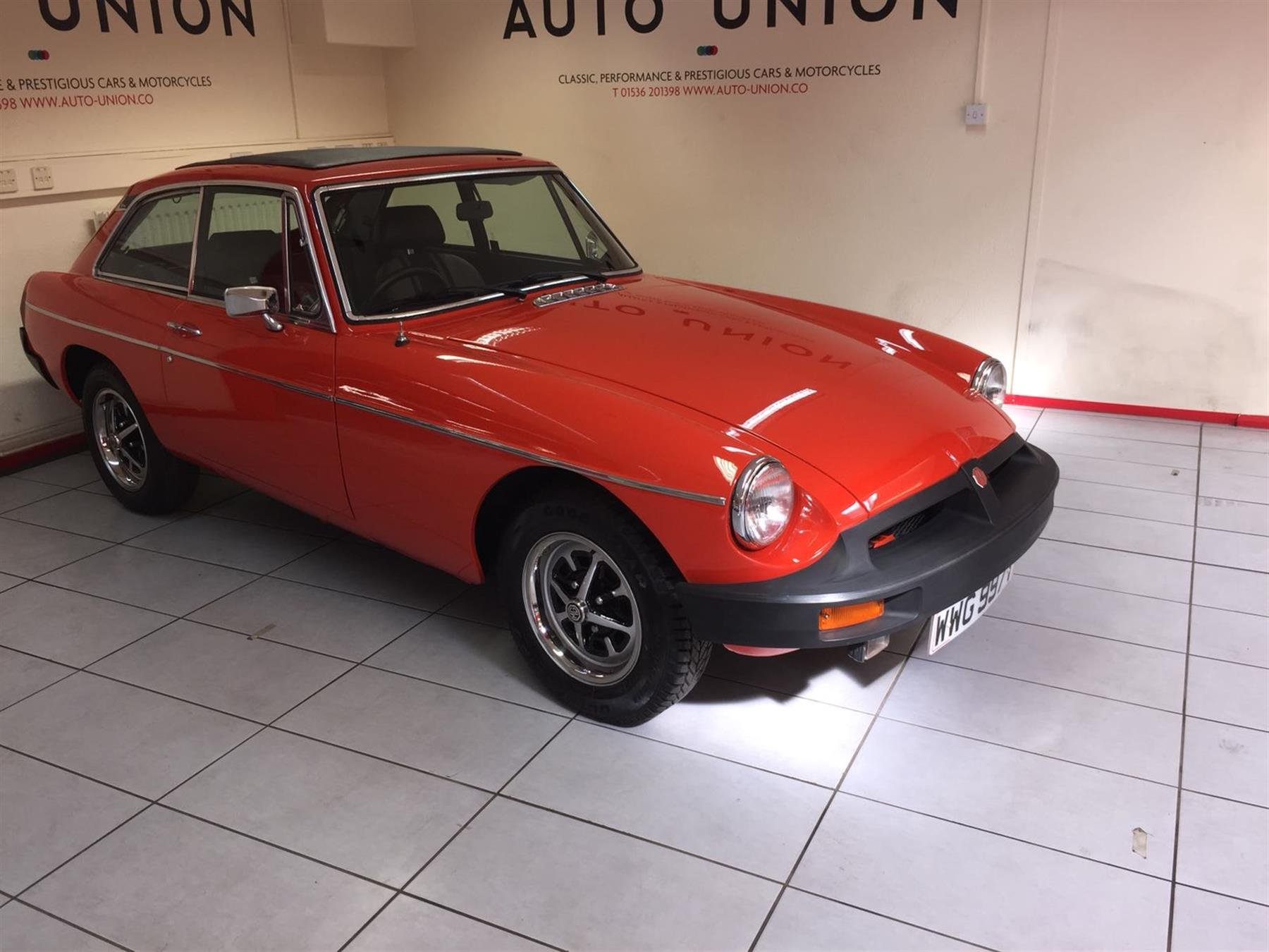 1978 MG MGB for sale #132359 | Motorious