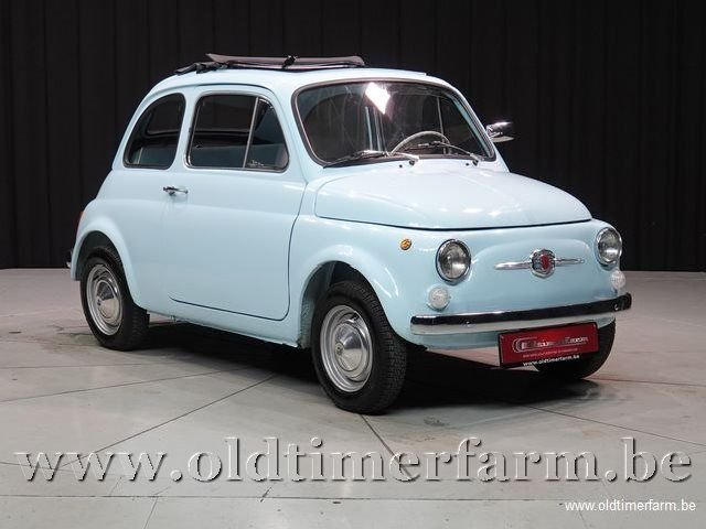 1967 Fiat 500f For Sale 133101 Motorious