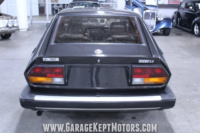 1984 Alfa Romeo GTV-6 for sale #134873 | Motorious