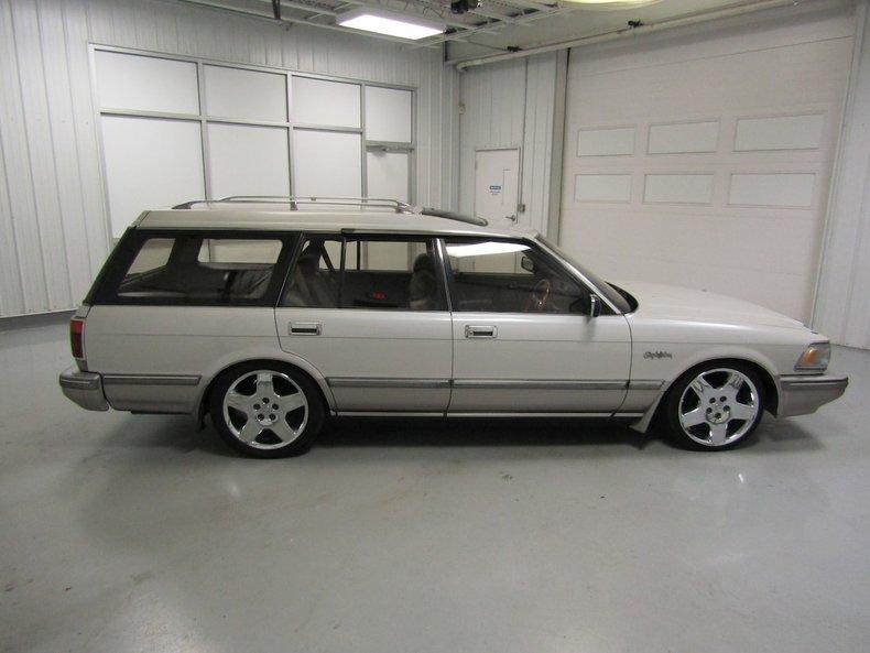 1991 Toyota Crown Royal Saloon Station Wagon For Sale