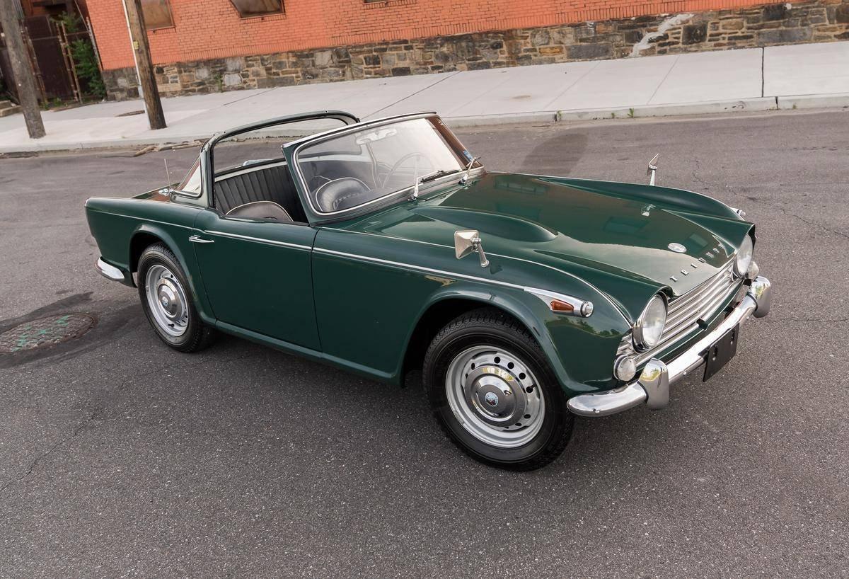 1967 Triumph TR4A for sale #135973   Motorious