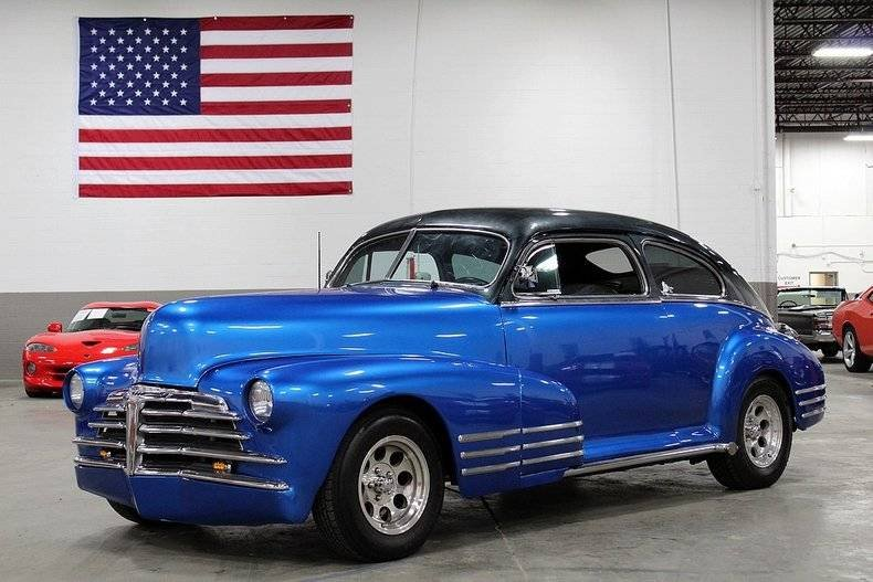 1948 Chevy Fleetline Project Car For Sale
