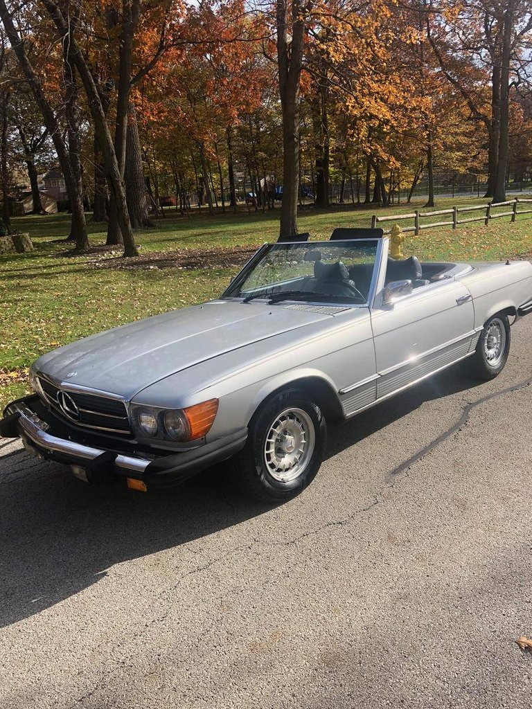 1978 Mercedes-Benz 450SL for sale #146752 | Motorious