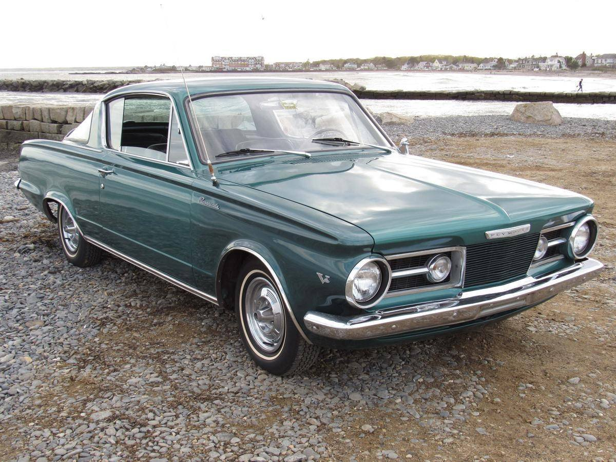 1965 Plymouth Barracuda for sale #136160 | Motorious