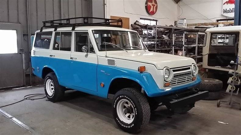 1970 Toyota FJ55 for sale #136284 | Motorious