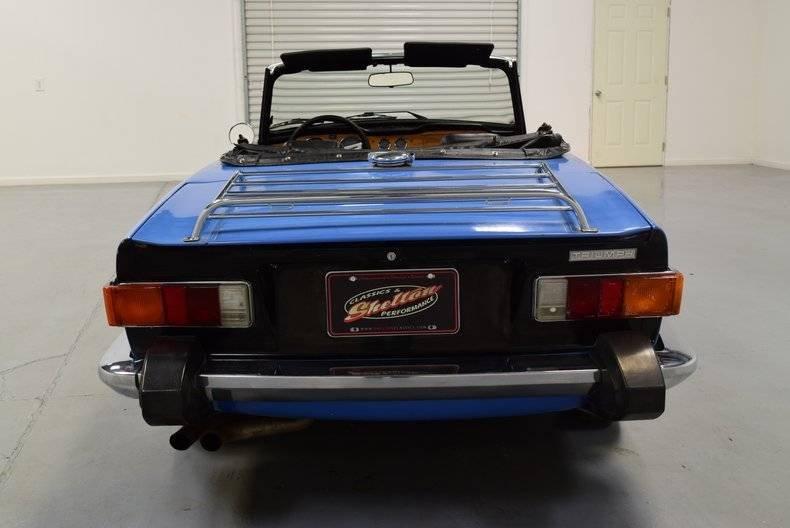 1974 Triumph TR6 for sale #136325 | Motorious