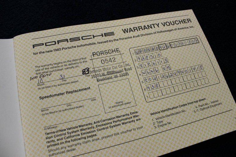 1982 Porsche 928 for sale #136538 | Motorious