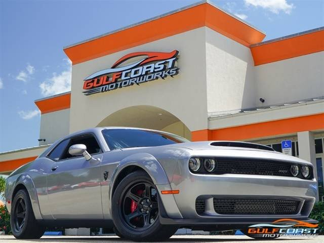 2018 Dodge Demon for sale #136476 | Motorious