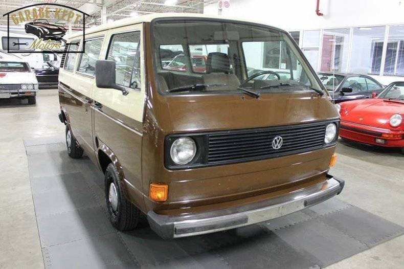 1982 Volkswagen Vanagon for sale #136751 | Motorious