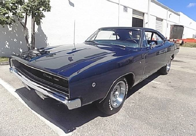 1968 Dodge Charger for sale #137042 | Motorious