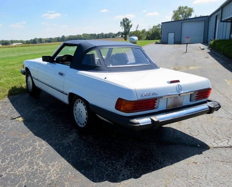1989 Mercedes-Benz 560SEC for sale #137261 | Motorious