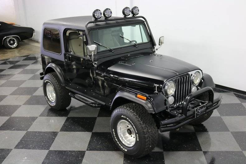 1984 Jeep CJ7 for sale #137784 | Motorious