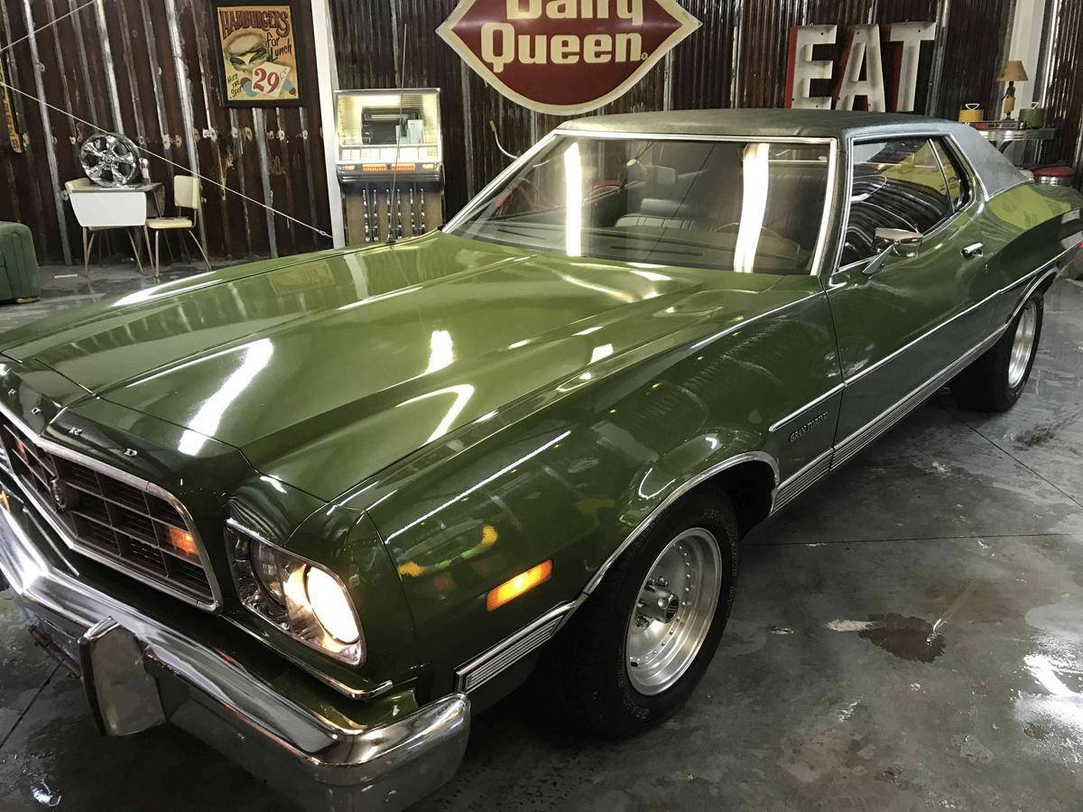 1973 Ford Gran Torino for sale #138342 | Motorious