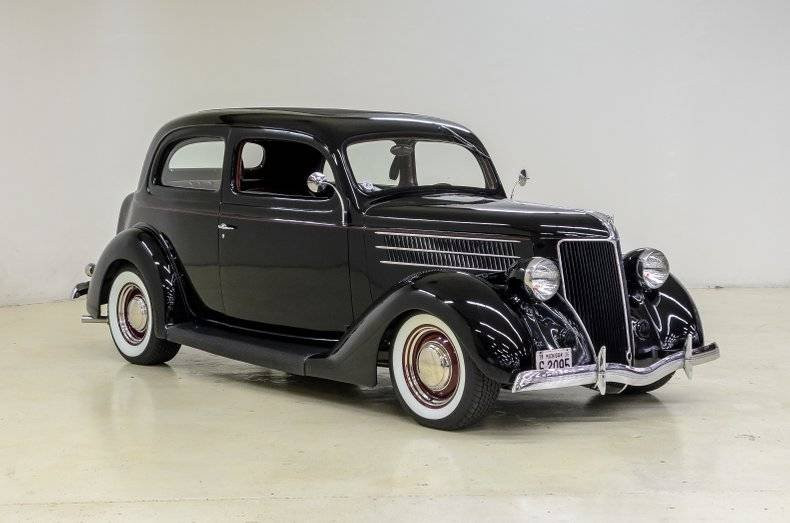 1936 Ford Custom for sale #138795 | Motorious