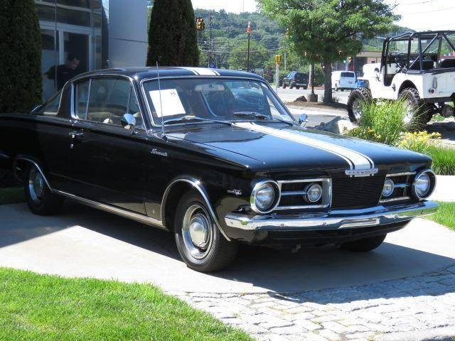 1965 Plymouth Barracuda for sale #139051 | Motorious