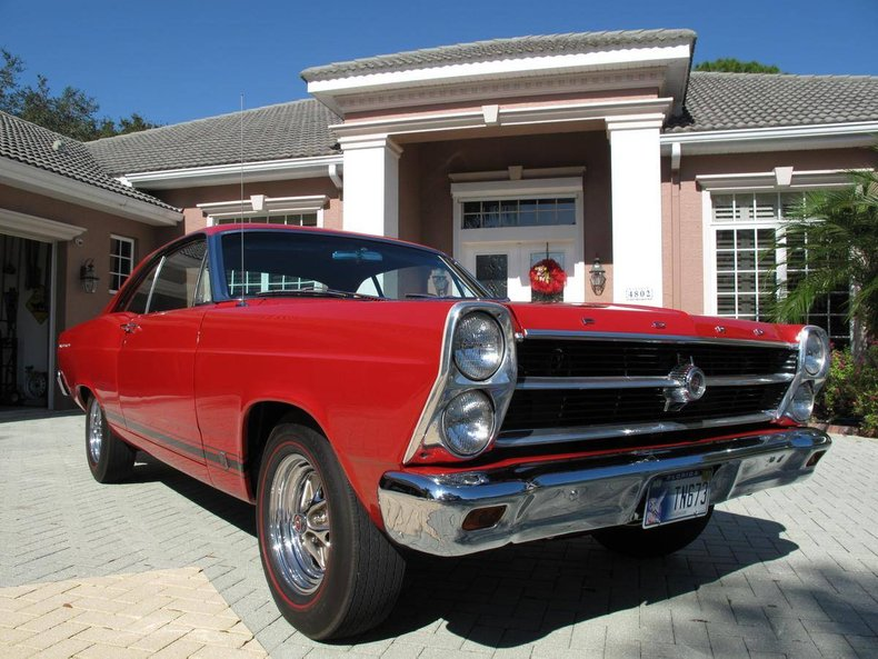 1966 Ford Fairlane for sale #139460 | Motorious