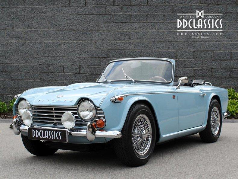 1966 Triumph TR4 for sale #135117   Motorious