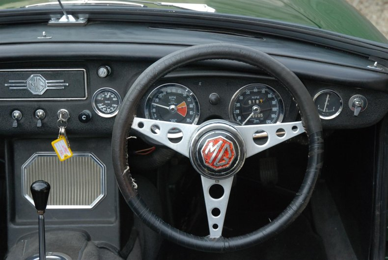 1967 MG MGB for sale #140420 | Motorious