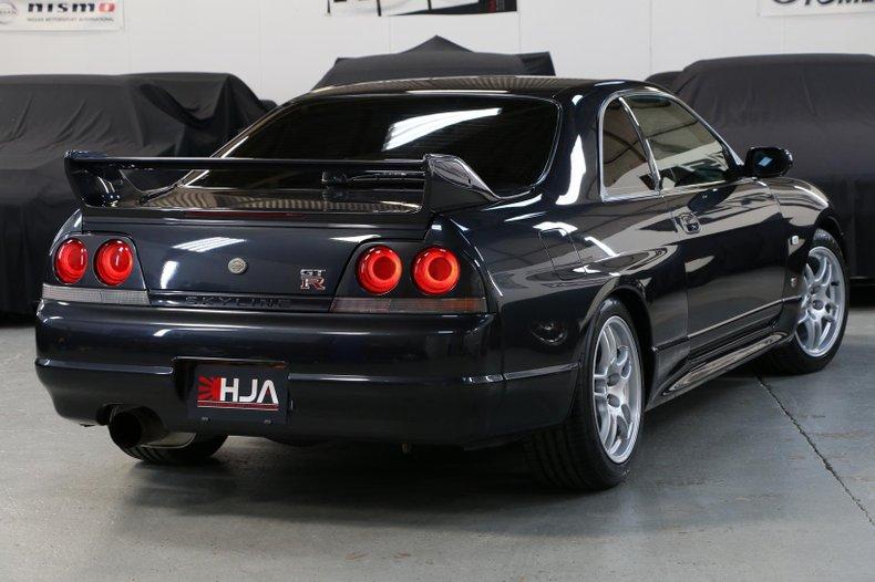 1997 Nissan Skyline R33 For Sale 140495 Motorious