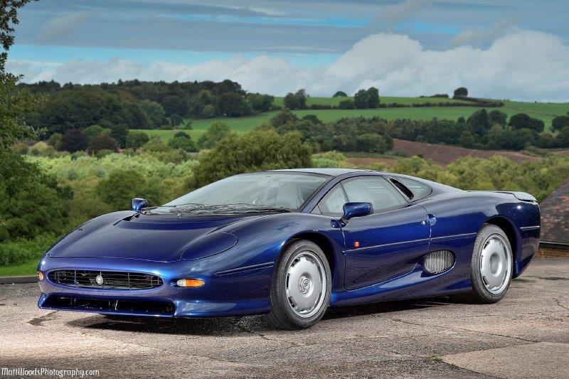 1993 jaguar xj220 for sale #58771   motorious