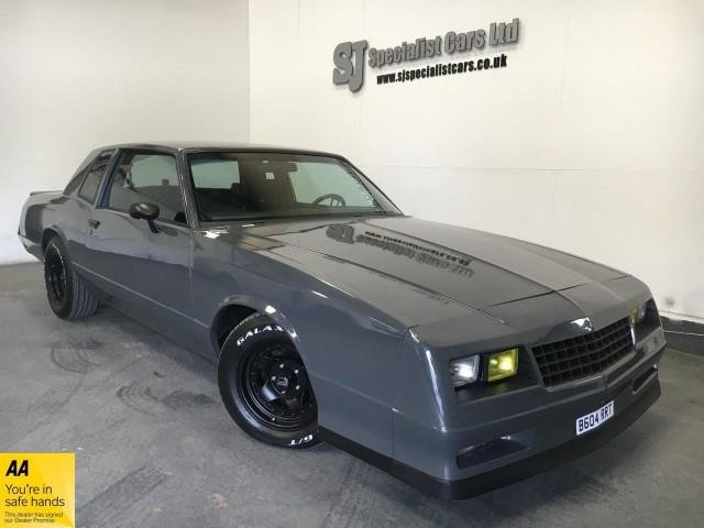 1985 Chevrolet Monte Carlo for sale #140709 | Motorious