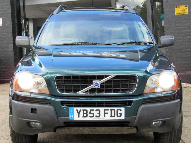 2003 Volvo XC90 for sale #140731 | Motorious