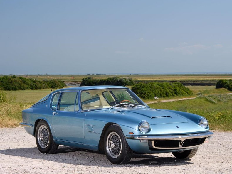 1965 Maserati Mistral for sale #150820 | Motorious