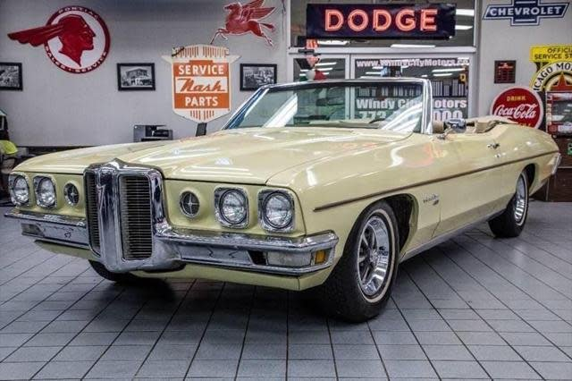 1970 Pontiac Catalina for sale #141235 | Motorious