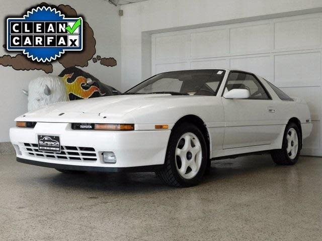 1990 Toyota Supra For Sale 141349 Motorious