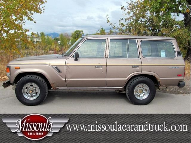 1985 Toyota Land Cruiser for sale #141540 | Motorious