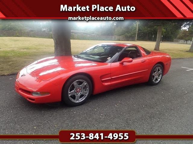 1997 Corvette For Sale >> 1997 Chevrolet Corvette For Sale 150835 Motorious