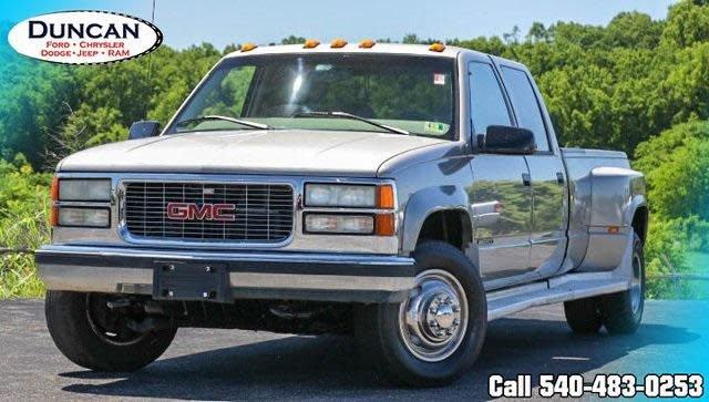 1999 GMC Sierra 3500 for sale #141929 | Motorious