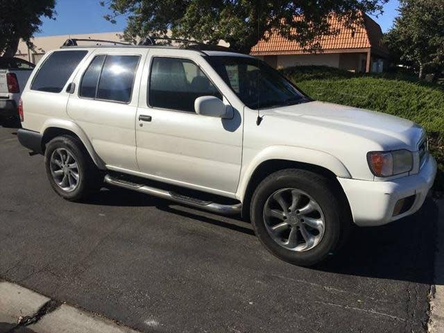 2000 Nissan Pathfinder for sale #142091 | Motorious