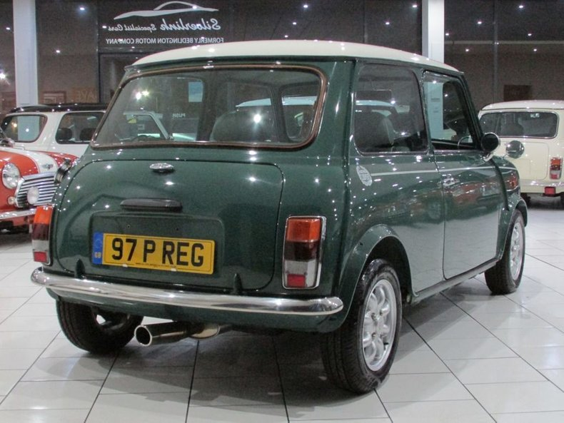 1996 Rover Mini Cooper For Sale 142690 Motorious