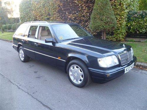 1996 Mercedes E220 ESTATE (W124) 1996  for sale #143119 | Motorious